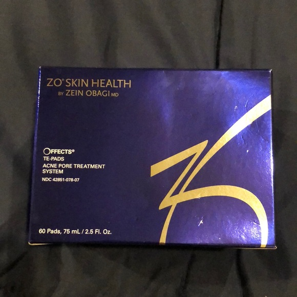 Other - ZO Skin Health TE Acne Pads